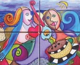 Love & Harmony Painting
