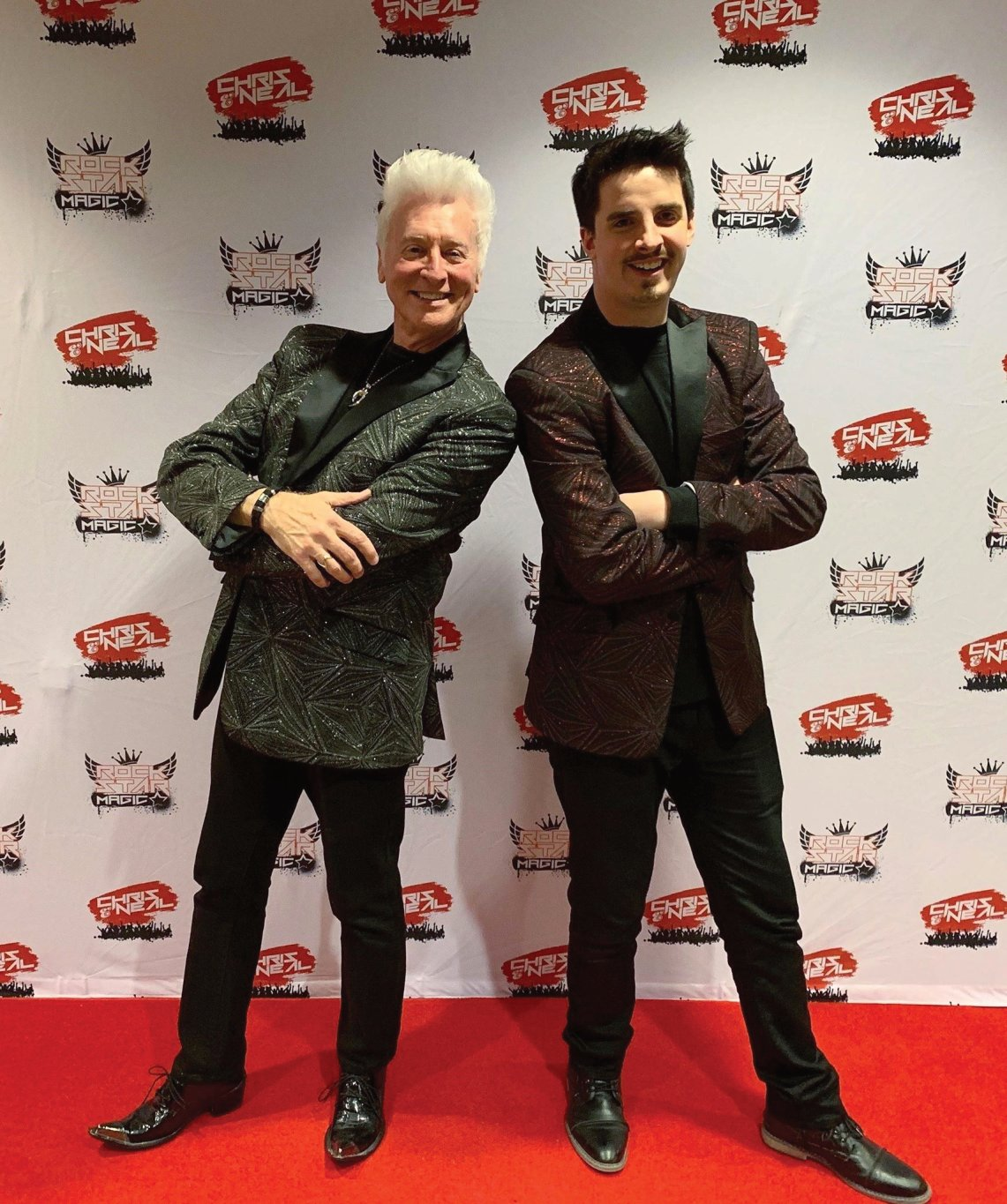 Red Carpet Experience in Raleigh, North Carolina. Best Magicians For Kids and Family Events.