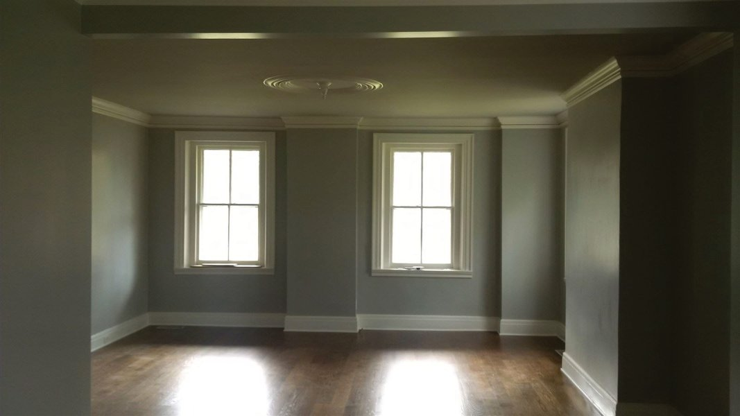 Interior painting contractor services in Kinderhook, NY