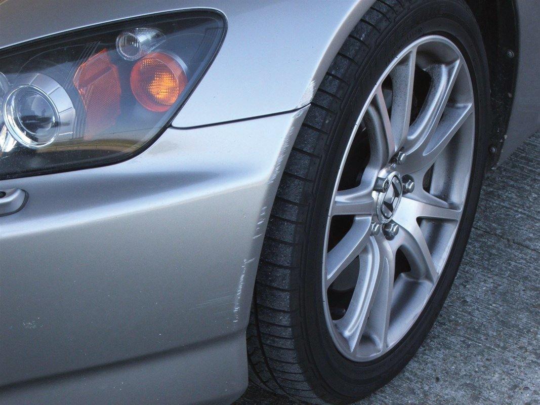 Mobile Car Body Repair Worthing Brighton Eastbourne Lewes