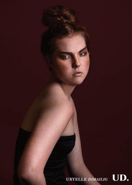 Photographer: Uryelle Dimailig, MUA: Olivia Marie, Model: Zoe Holman