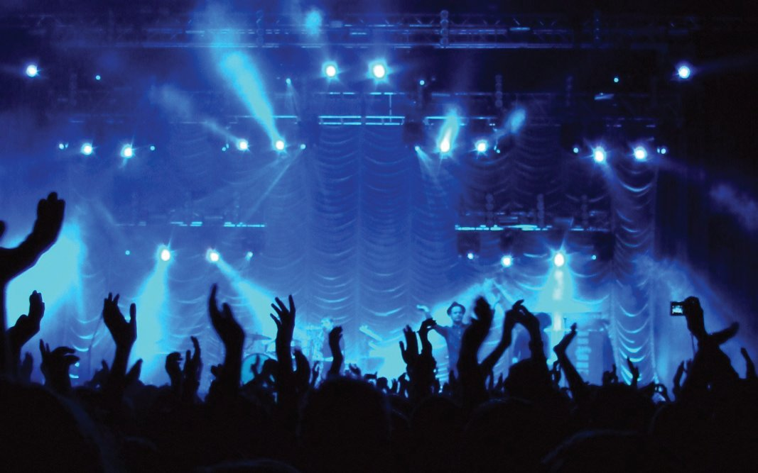 Ride to Chicago concerts in a Southtown Limousine rental