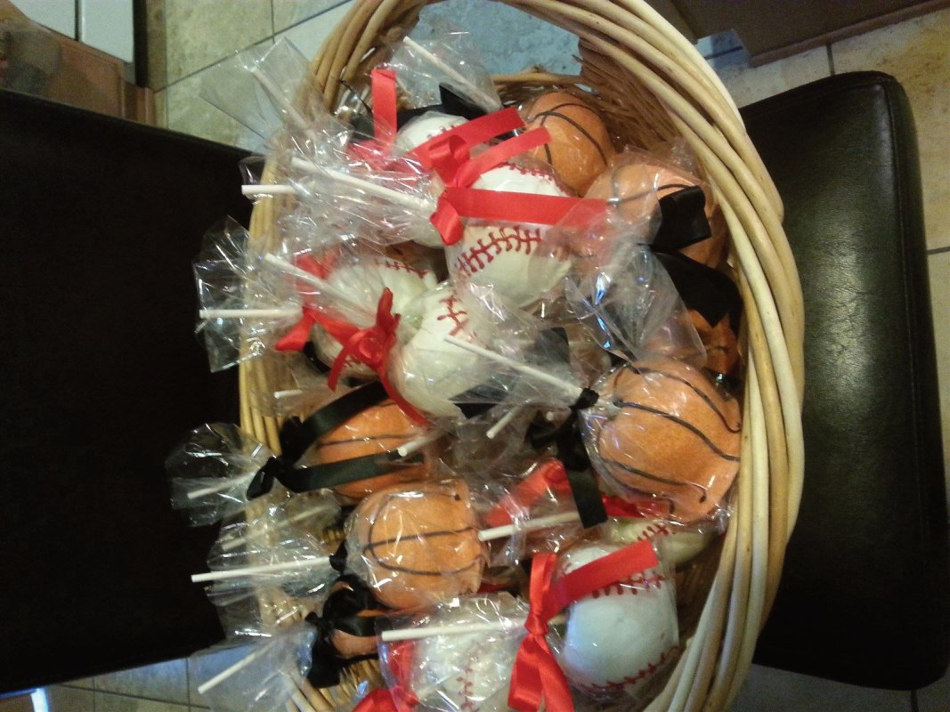 Baseball Basketball Custom Candy Apples Los Angeles Dodgers Lakers Sparks Clippers Red Sox