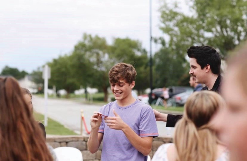 Interactive Magicians For Kids Parties and Family Events in Greenville North Carolina