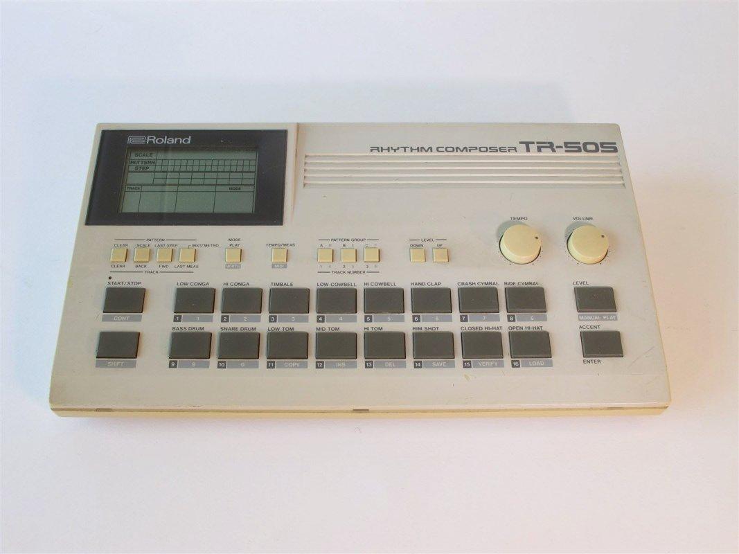 Roland TR 505