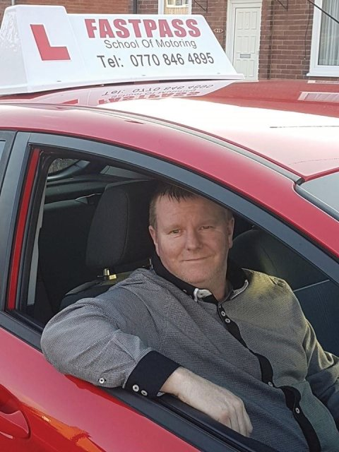 www.fastpassnortheast.co.uk. Driving Instructors Whitley Bay. Michael