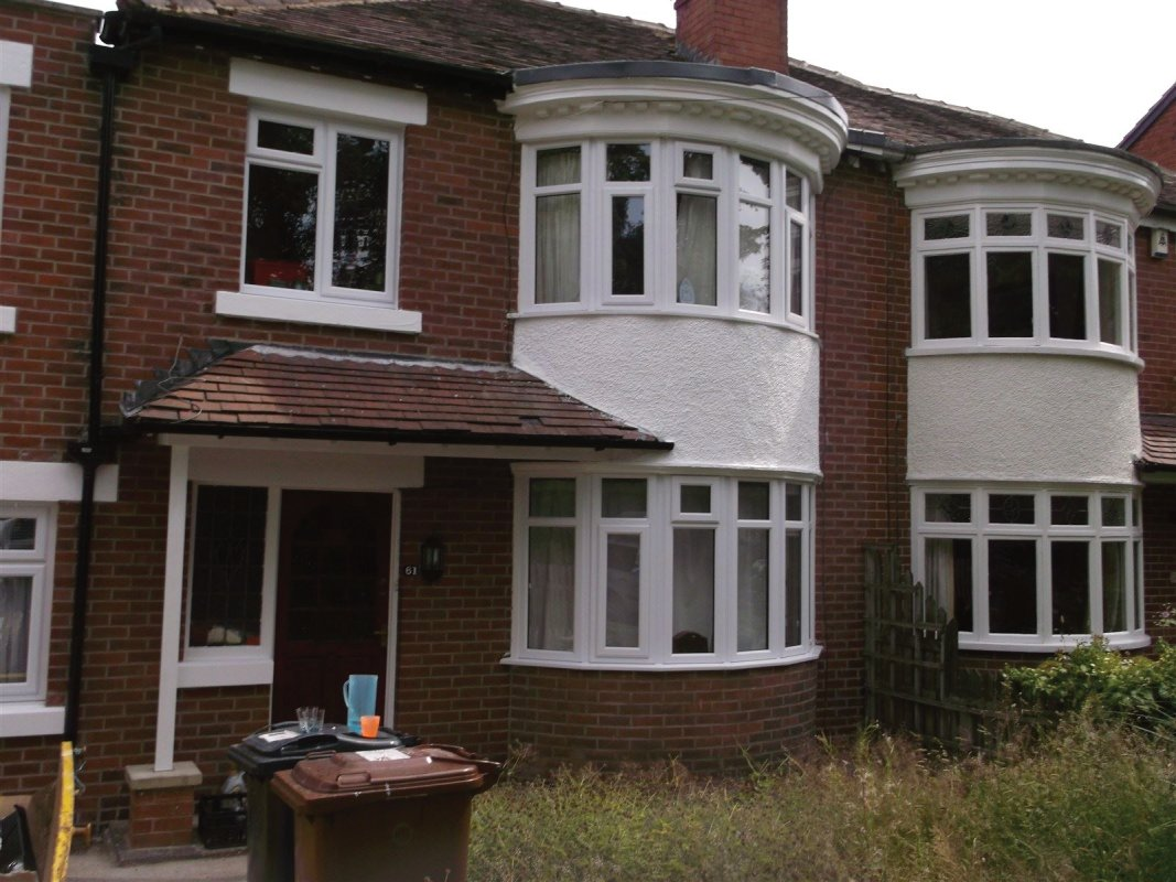 exterior painting all work carried out by leeds pointing