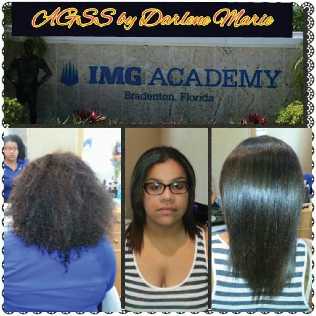 KC Smoothing Treatment Before and After