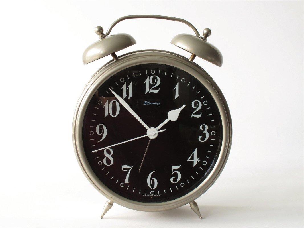 Giant vintage clock