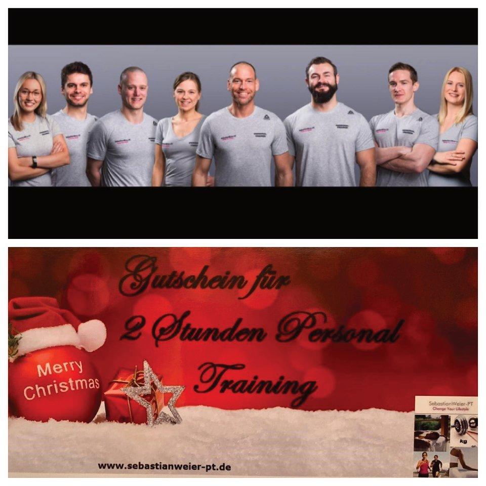 Eure Personal Trainer für Bochum zu Weihnachten.