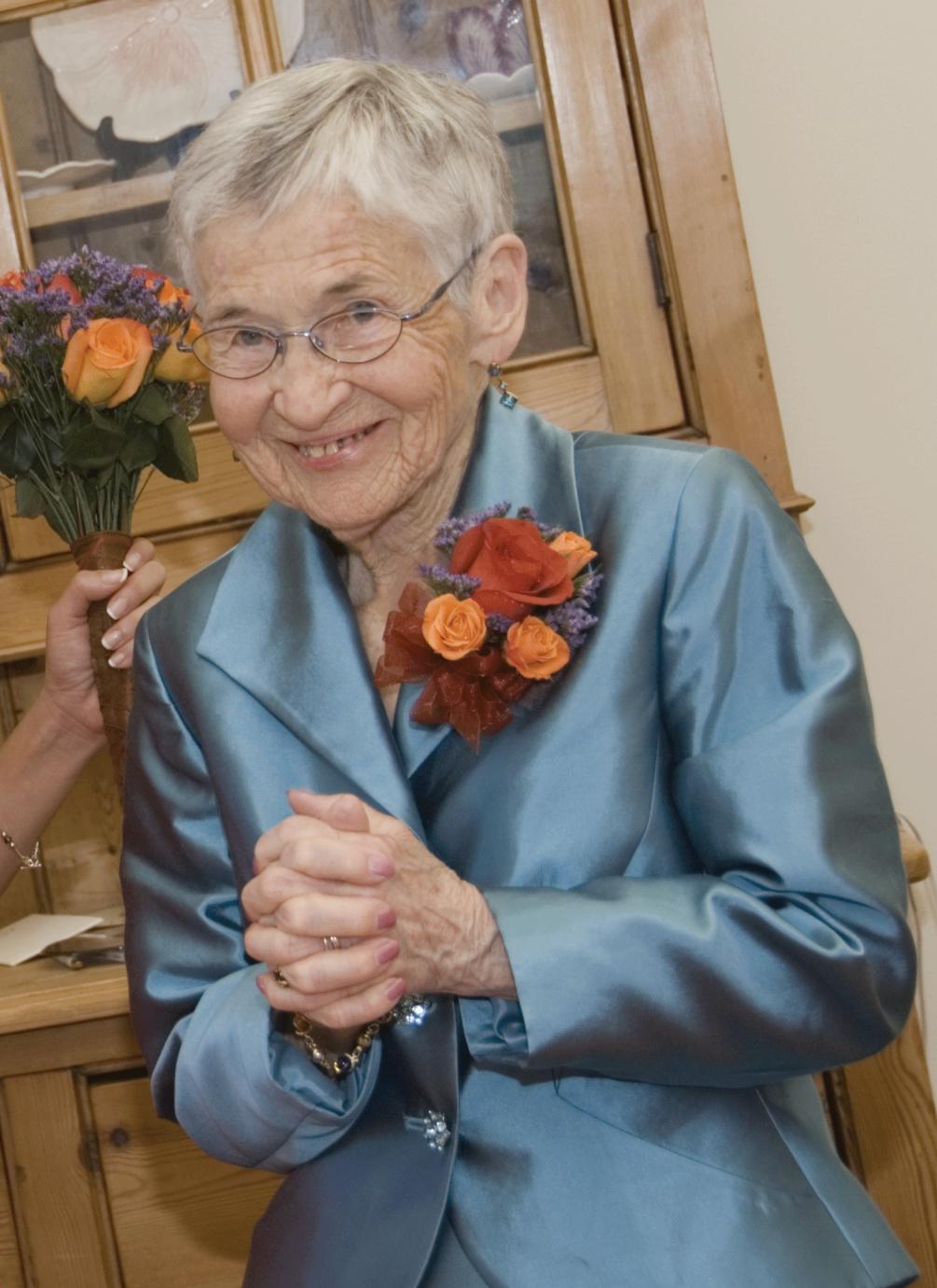 Margaret P (d Aug 9, 2011)
