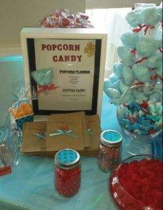 cotton candy candy buffet los angeles