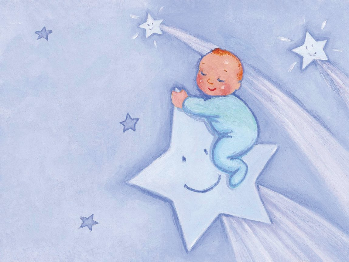 Bradley Method® natural childbirth inatructor Krystyna Bowman, AAHCC offers a list of bedtime stories