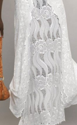 swiss voile lace from switzerland