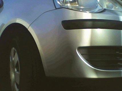 VW Polo Car Body Repair
