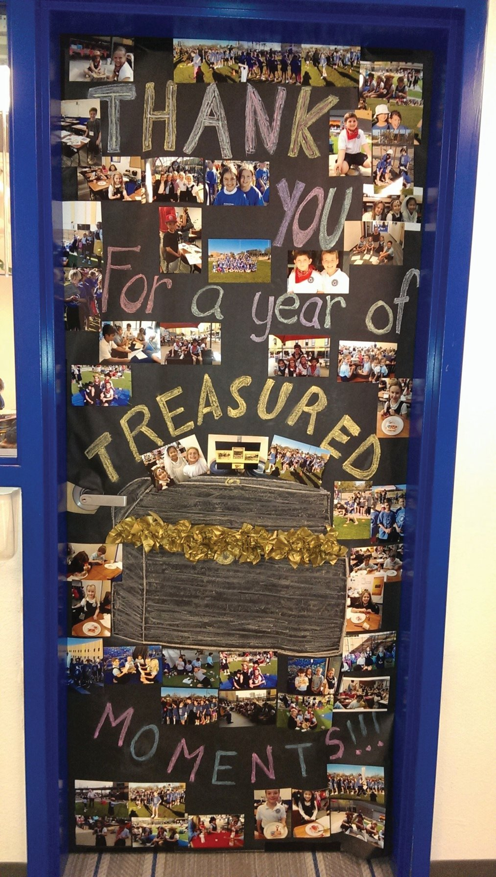 #TEACHERAPPRECIATION DOOR