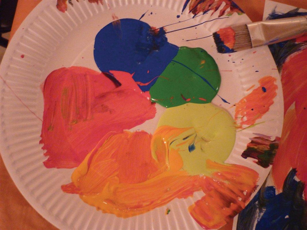 Farbwahl in der Kunsttherapie-intuitiv die richtigen Farben wählen