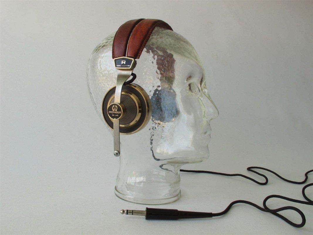 Pioneer SE L5 vintage headphones
