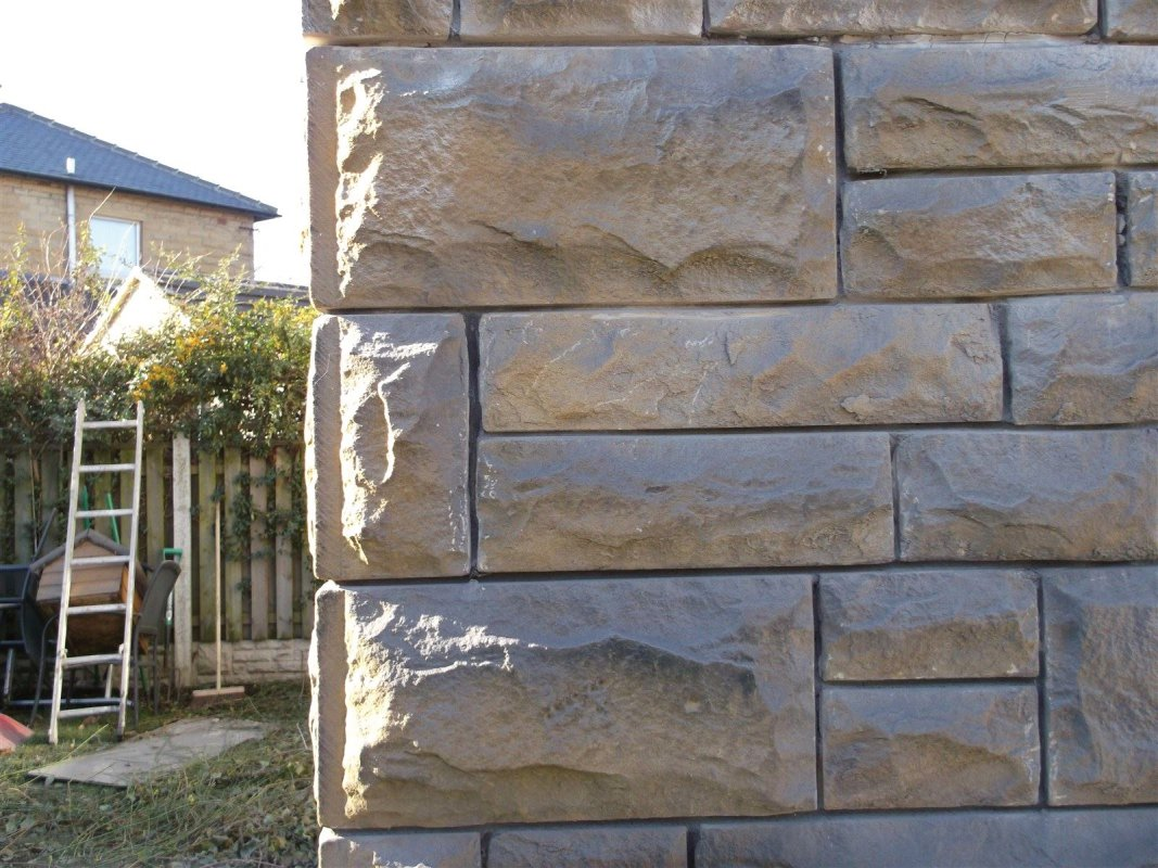 cut out yorkshire stone befor repointing