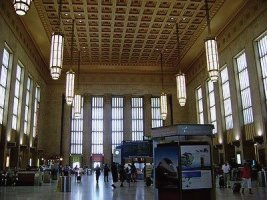 30th Street Station - Now