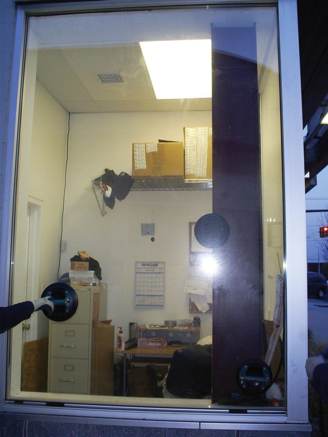 Commercial Glass Repair Philadelphia