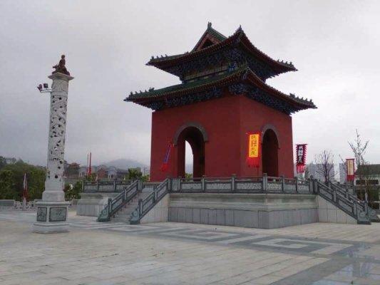 Tai Ji Tempel (1)