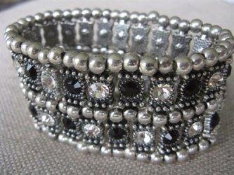 Glittrigt armband till vinterns fest