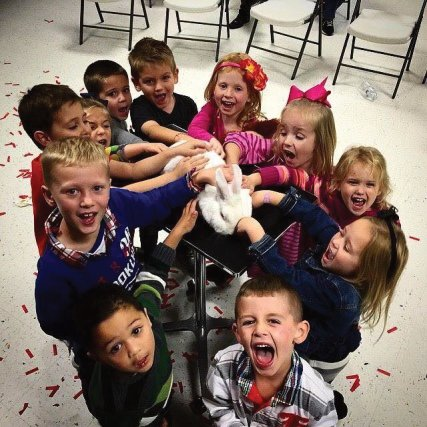 North Carolina Jacksonville Kids Party Entertainers and Magicians