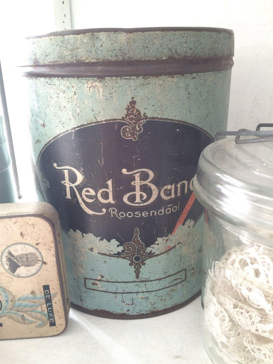 Brocant blik van RedBand