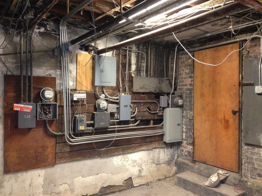 Hyde Park Chicago Electrician Old wiring