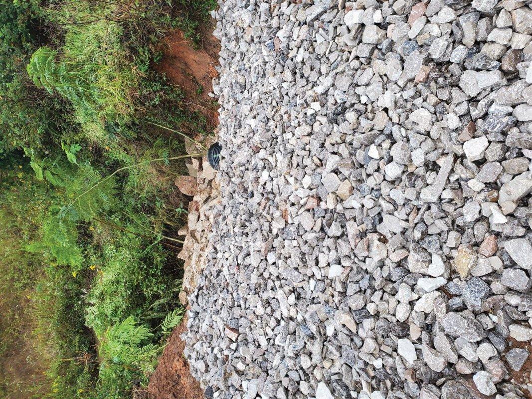 Drainage and Erosion control at local duplex