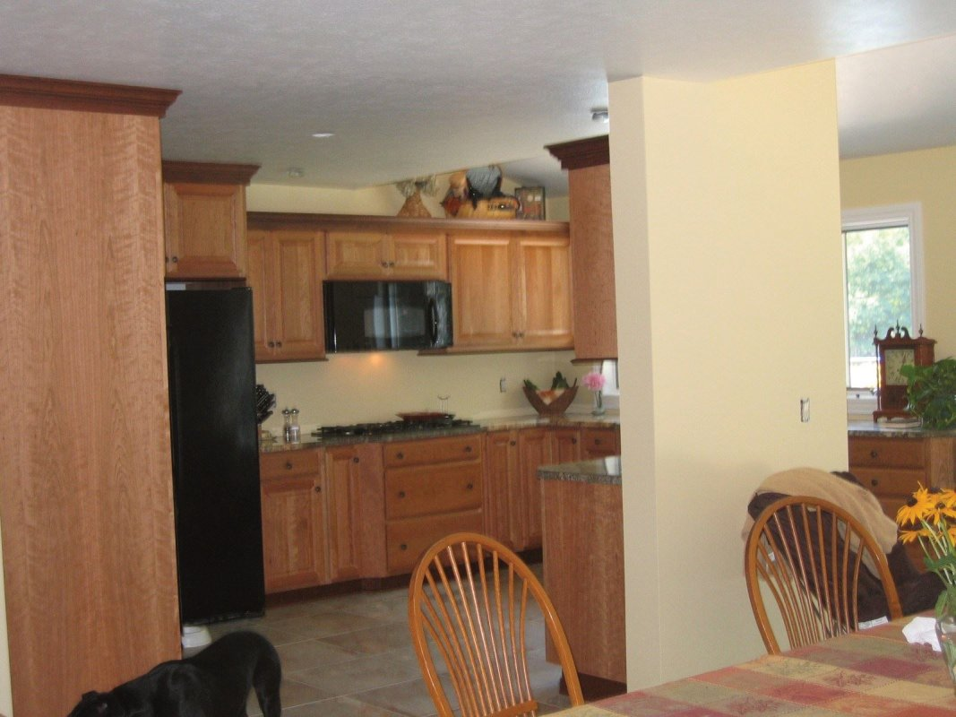New Kitchen & Dining space