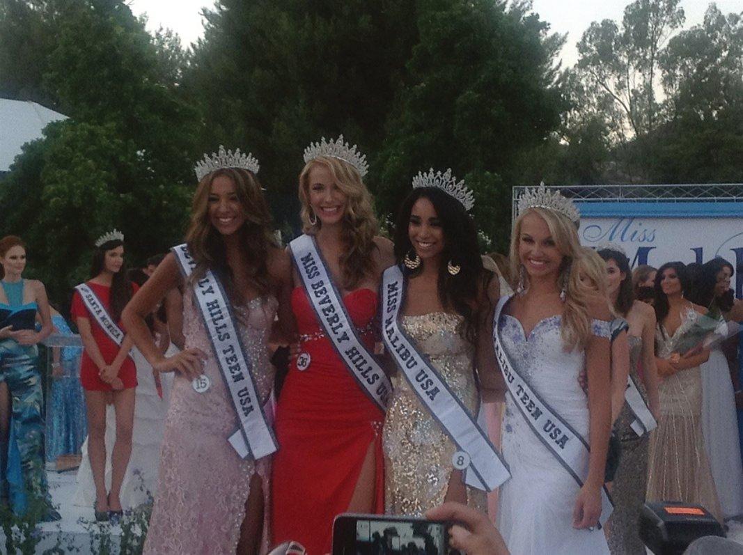 Miss Beverly Hills & Miss Malibu