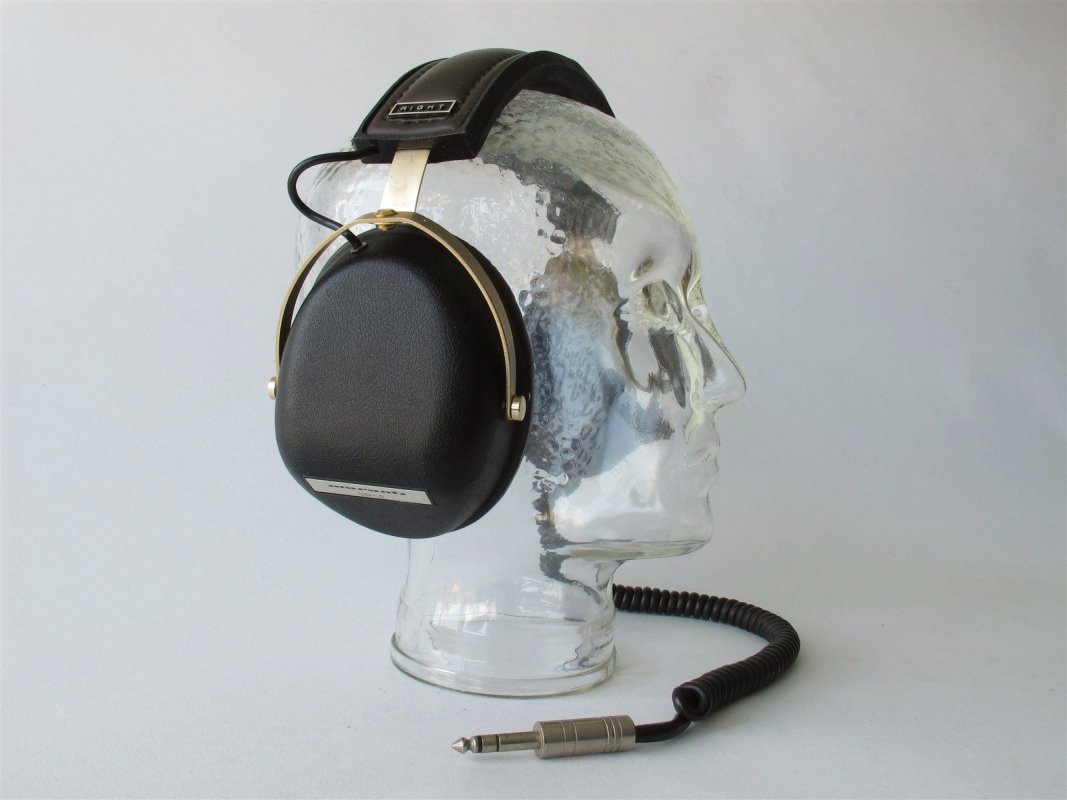 Marantz SD 5 vintage headphones