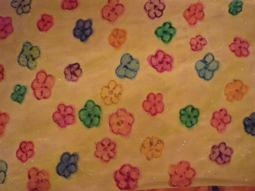 Blumen als Symbol in der Kunsttherapie
