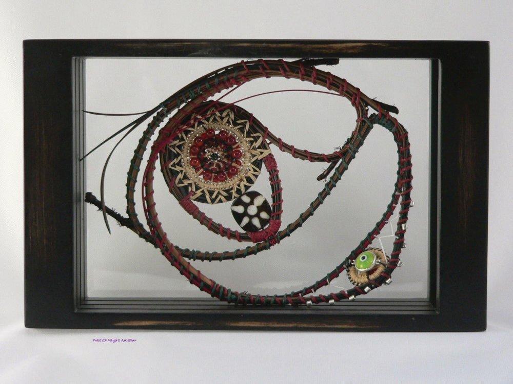Mayors Art Show, in Jacob Gallery, Eugene Oregon