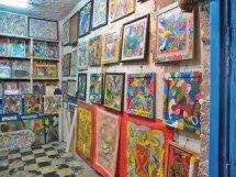 Kreativ-Erlebnisreise in Marokko-bunt und voller Lebensfreude! Zurück in die eigene Kraft!