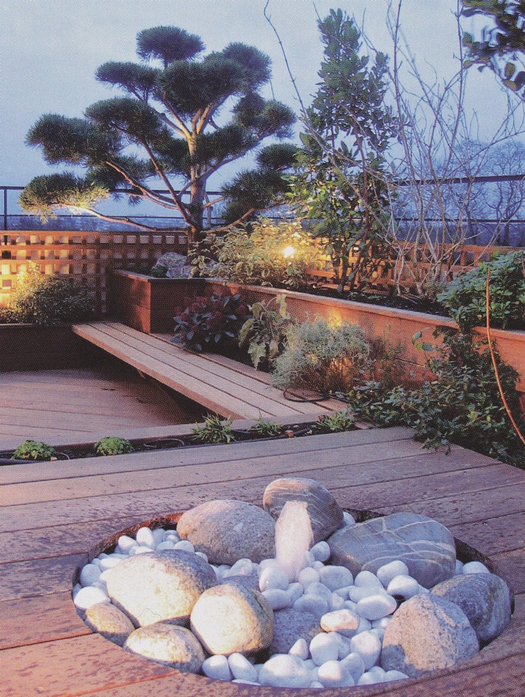 IMMOVERT - Eclairer la terrasse
