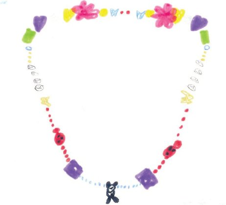 Winning necklace design by Tabither