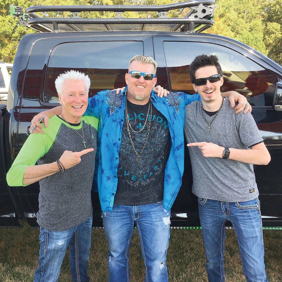 Rockstar Magic Of Chris and Neal, Raleigh Kds Party Magicians, with Ronnie from Lizard Lick Towing