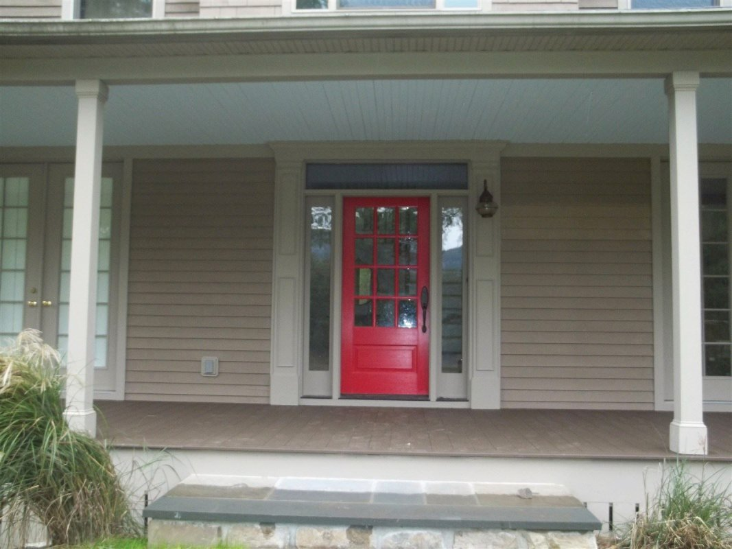 Hudson Valley NY exterior painting by Kellogg's Painting painters.
