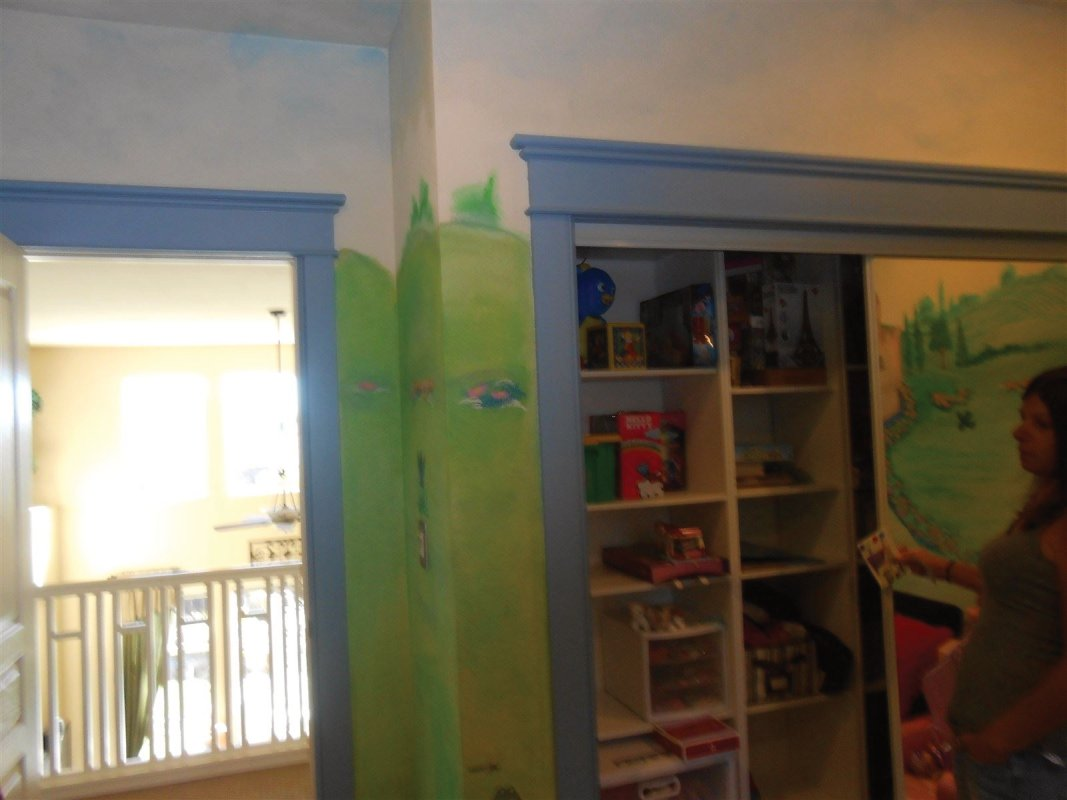 Kids room (6) Residential Painting, Color consultation, Pleasanton Painting contractor, House painter