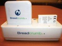 Breadcrumb BC 300 tracking GPS Device