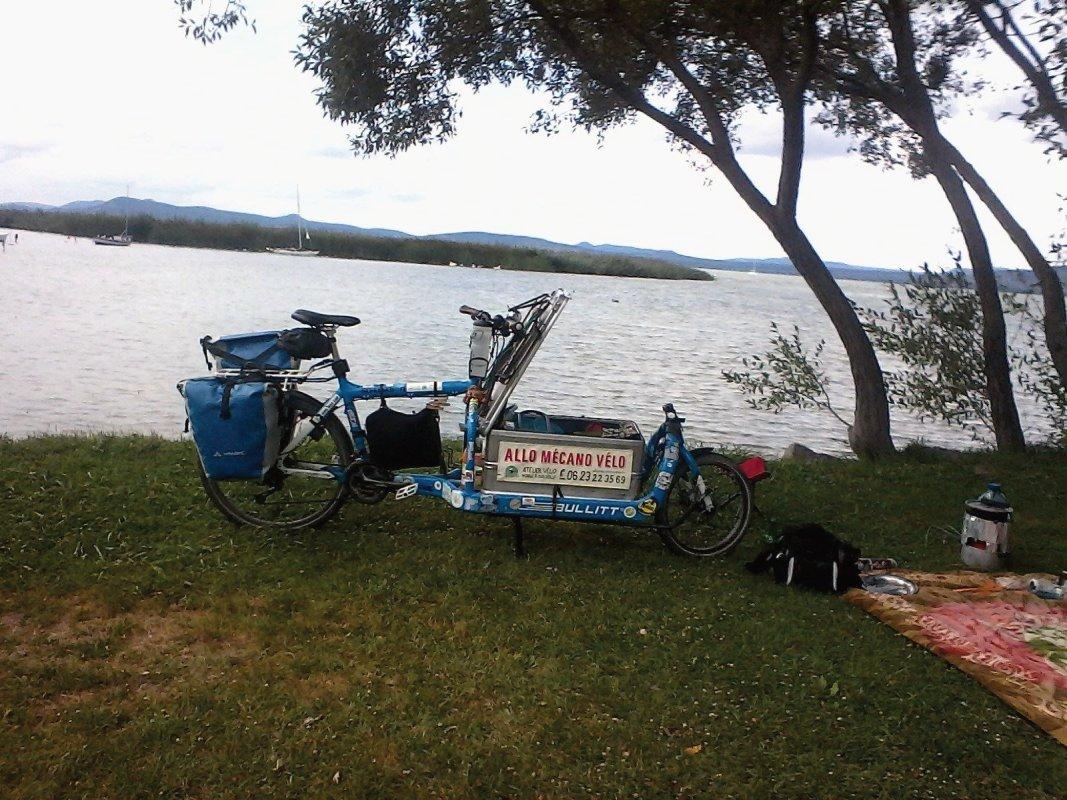 Balaton lac