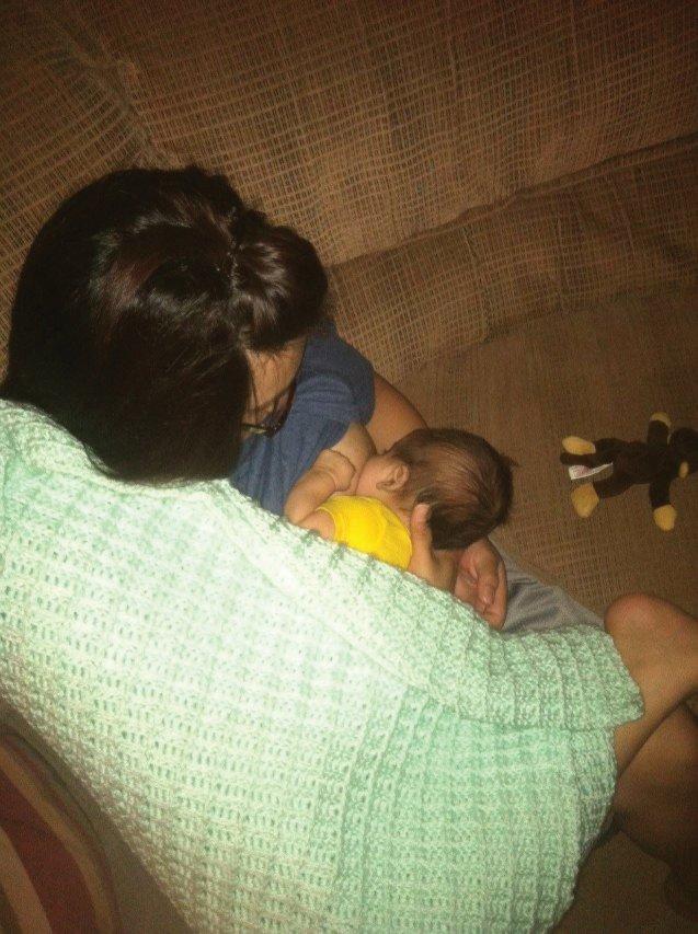 Breastfeeding success at 12-weeks old