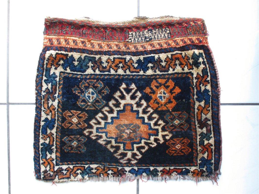Persian bagface