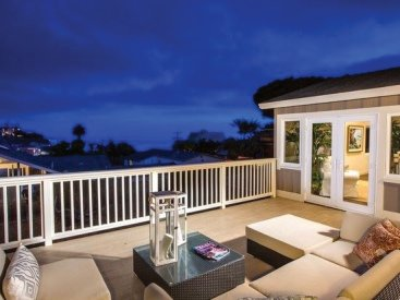 San Diego home staging should include outdoor areas