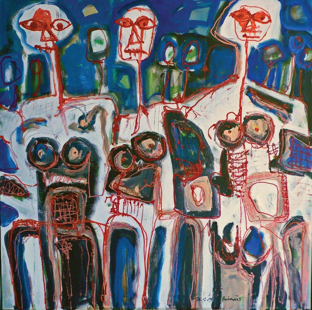 Les Trois Grâces - Marcel Bénaïs - 2009