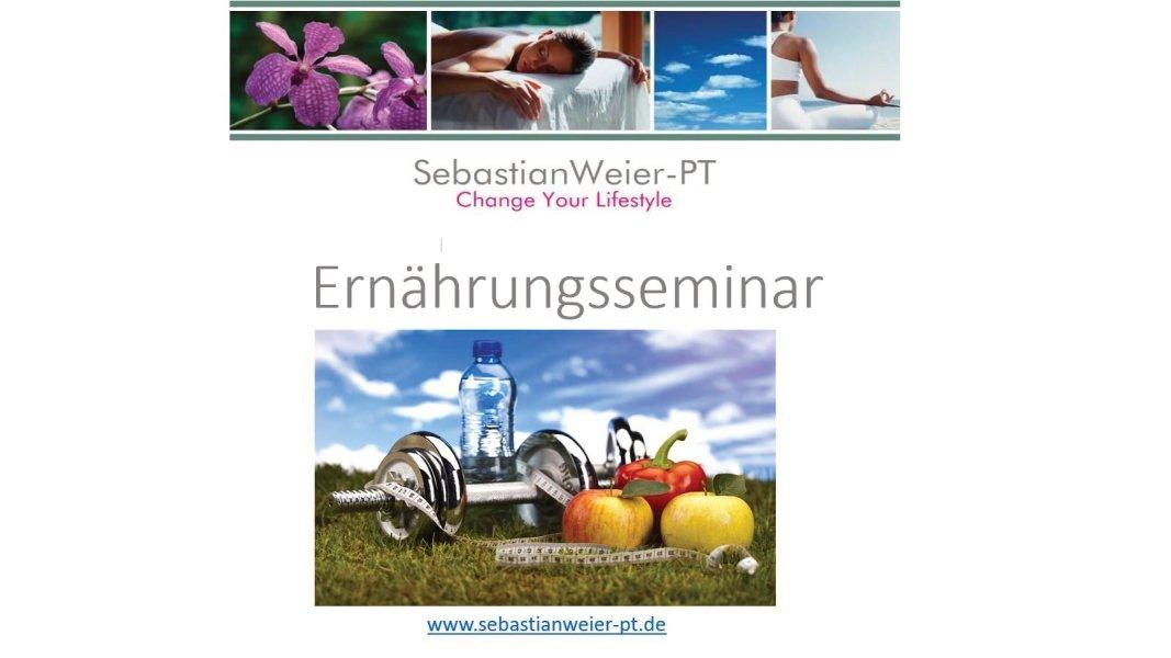 Ernährung und Personal Training