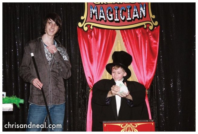 Fayetteville Birthday Party Magicians Fayetteville NC Magician Show